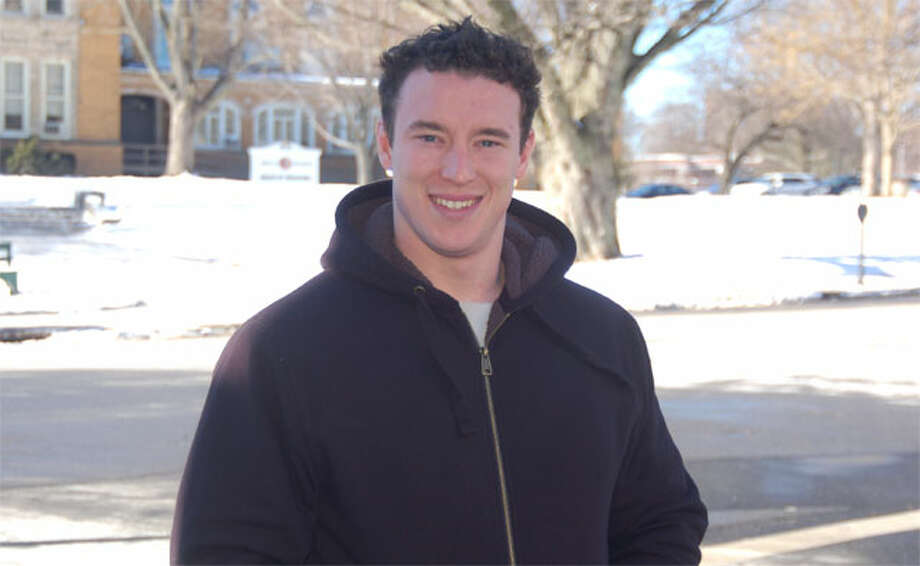 Carl Higbie, who served two tours in Iraq as a Navy SEAL, is running for Congress as a Republican in a district that includes most of Shelton.