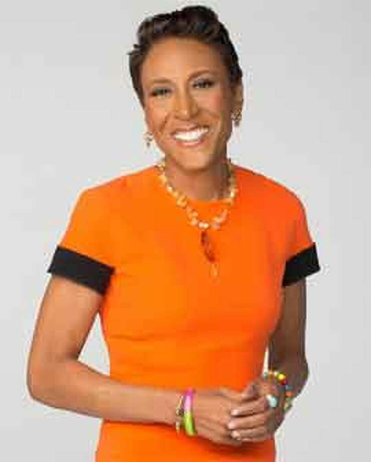"Robin Roberts of ""Good Morning America"""