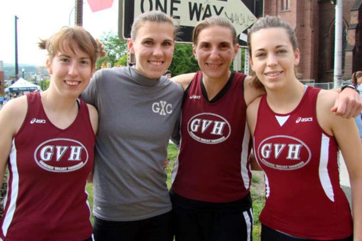 Were you seen at 2009 Freihofer's Run for Women?