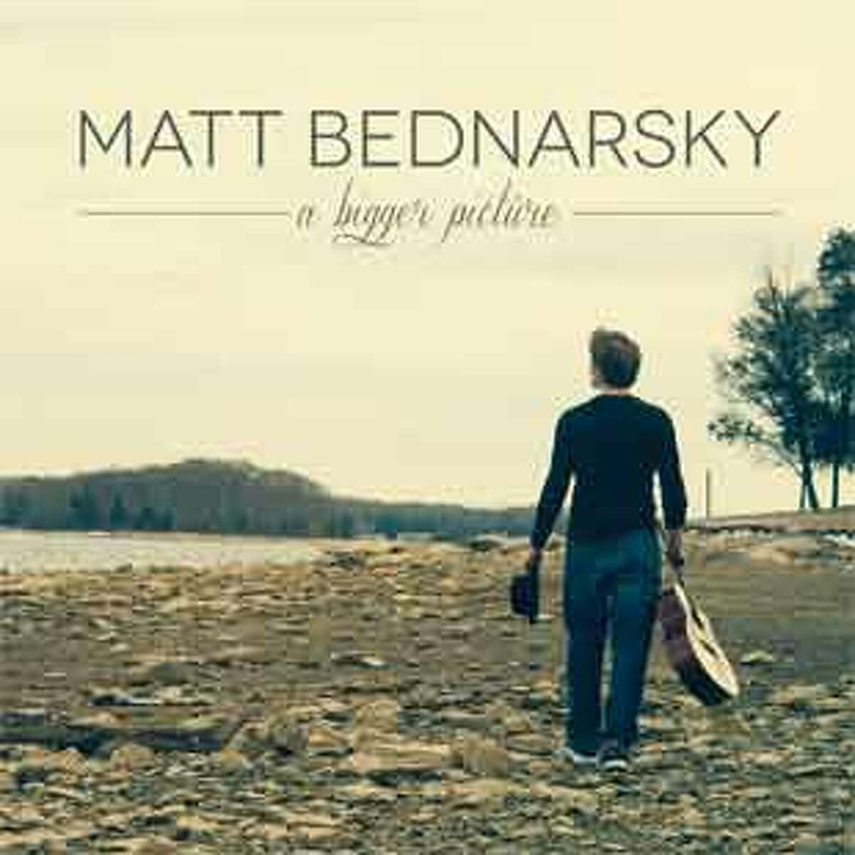 The cover to Matt Bednarsky's latest album.