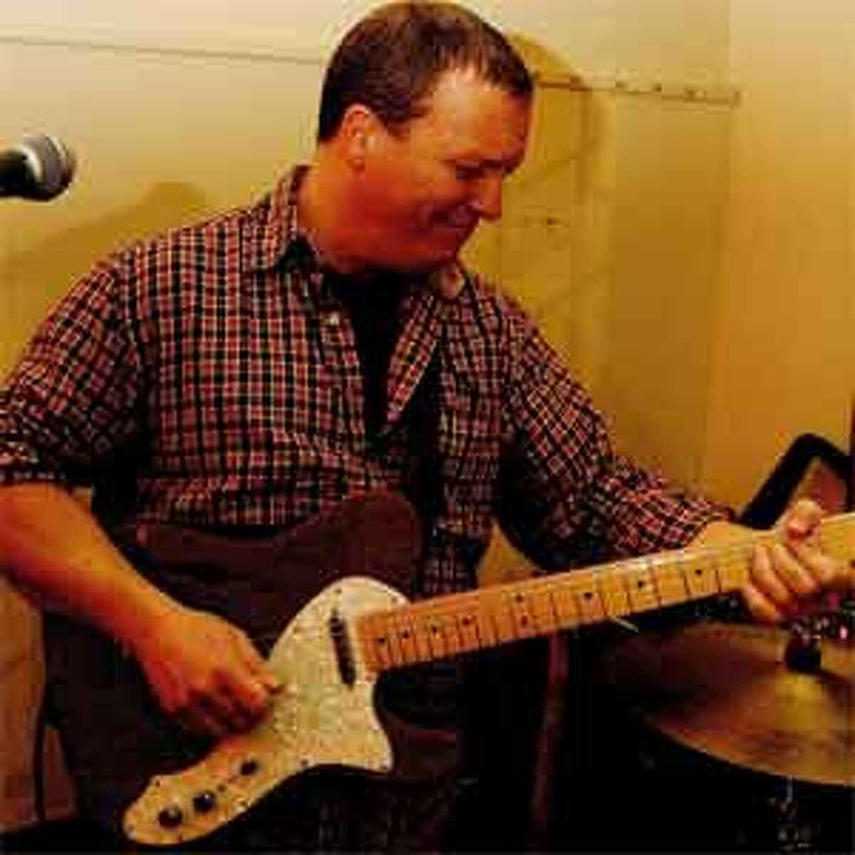 Musician Casey Gorman