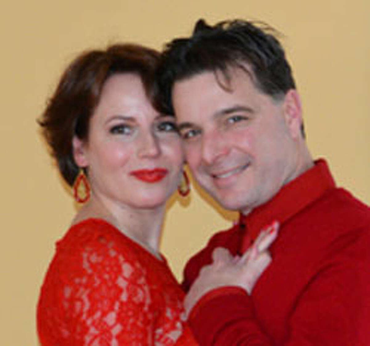 Monika Barska and fiancé Henry Skopp