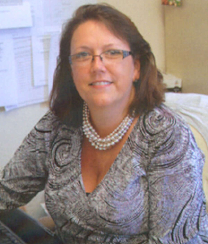 Shelton's former assistant finance director, Sharon Scanlon.