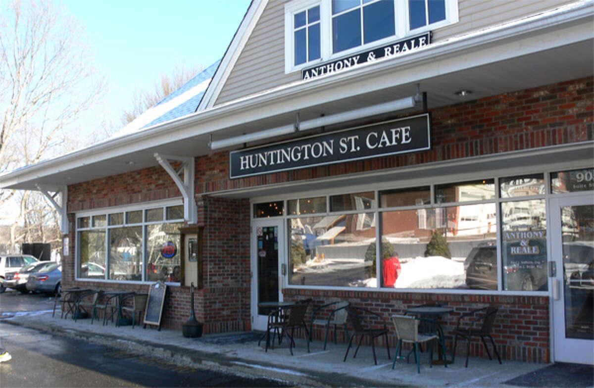 The Huntington Street Café in Shelton's Huntington Center.