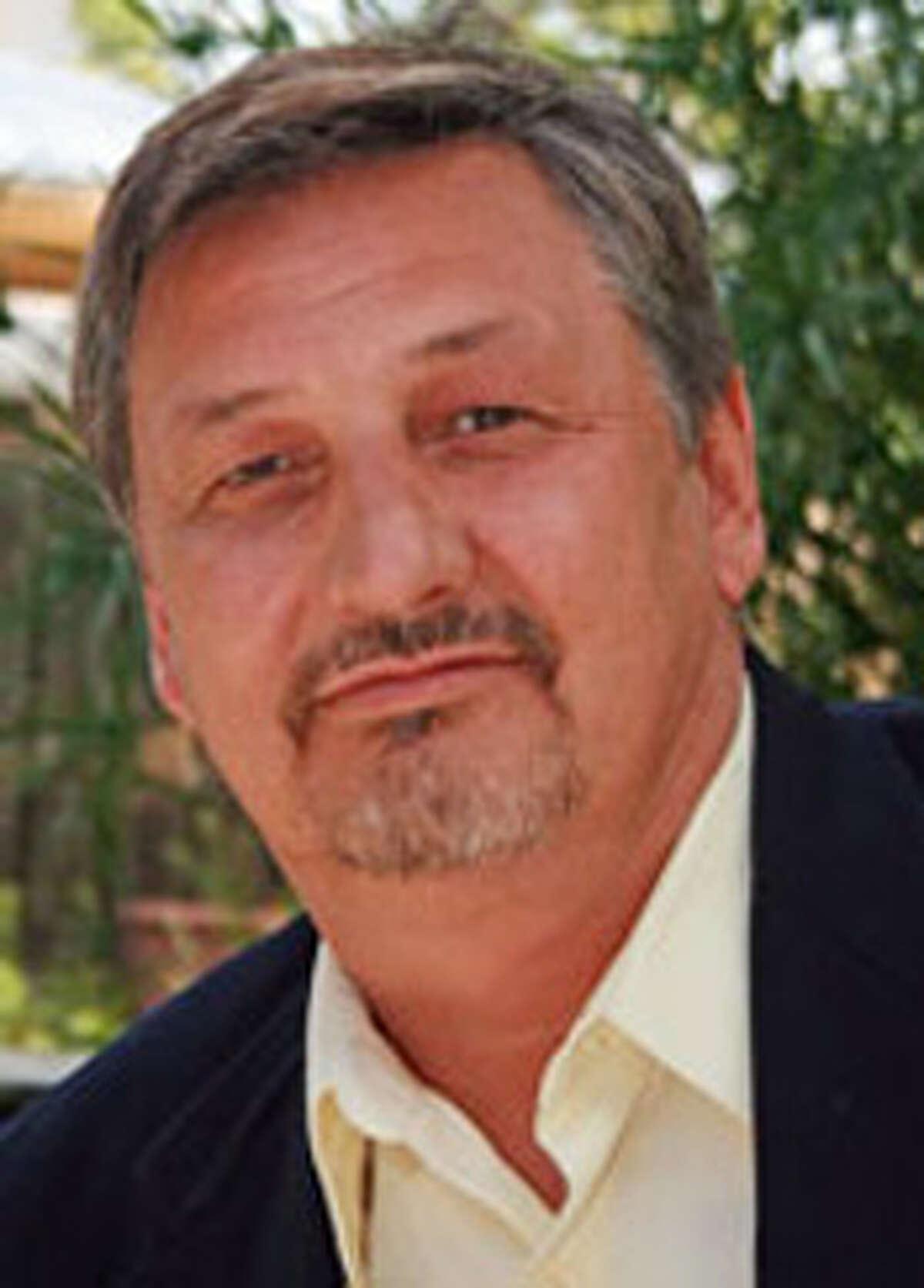 Author and Shelton native Jonathan Gunger.