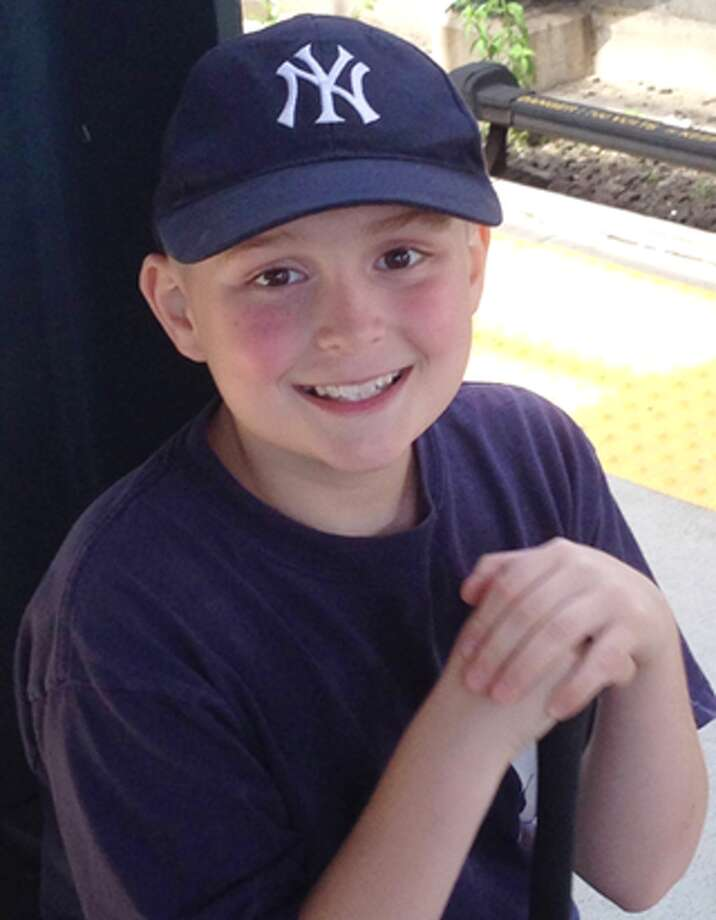 A spaghetti dinner fund-raiser on Sunday at the Huntington firehouse will assist 10-year-old Ray McPadden III, a big New York Yankees fan, and his family.