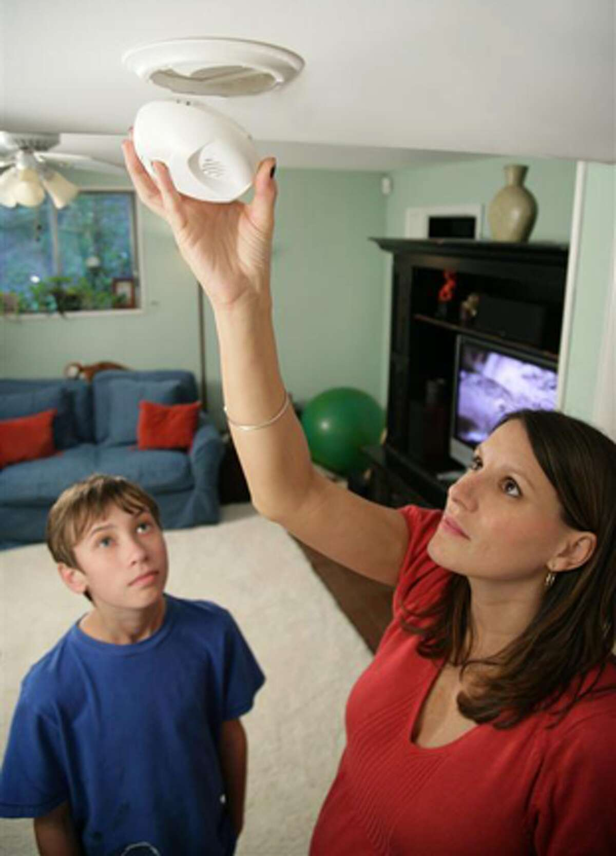 Installing smoke alarms in multiple locations inside a home is key to saving lives.