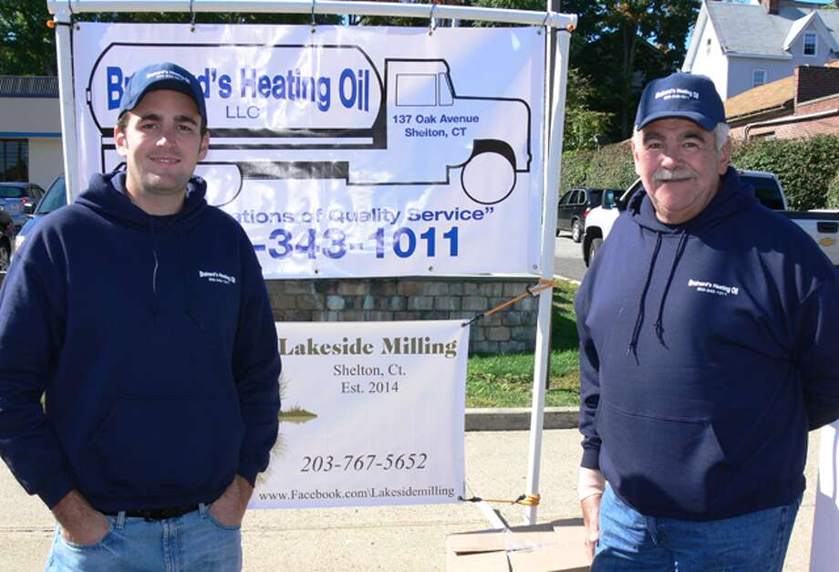 Brian and Howard Brainard are starting a new heating oil delivery business in Shelton.