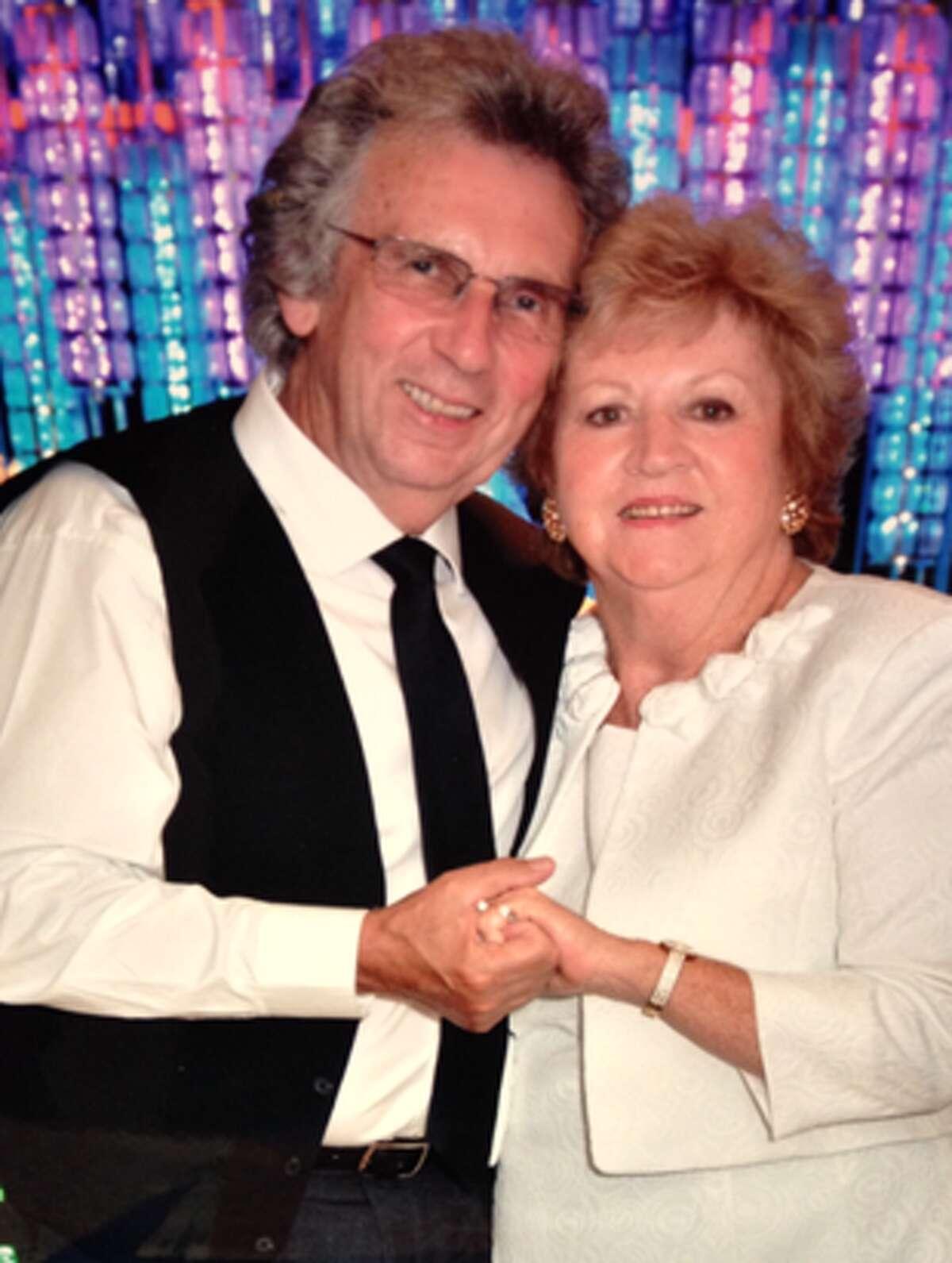 Ian and Marlene Paxton