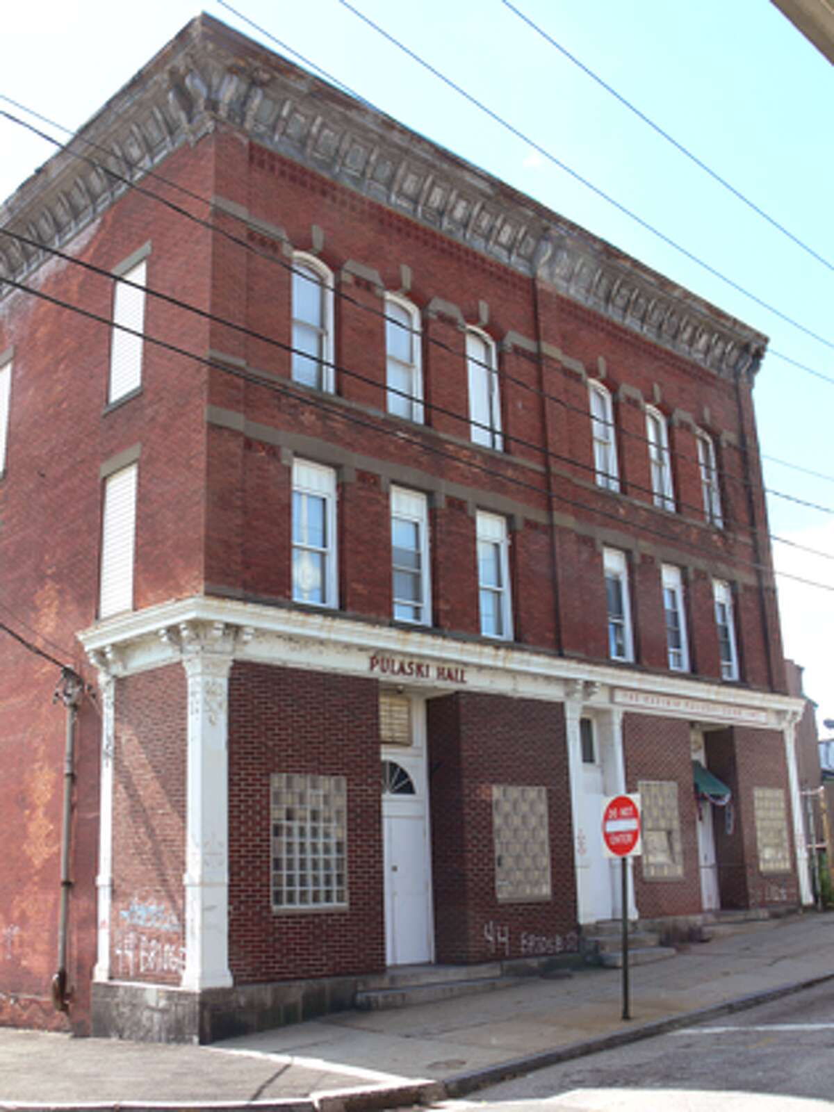 Developer Angelo Melisi hopes to purchase and demolish the Polish Club building to make way for the project.