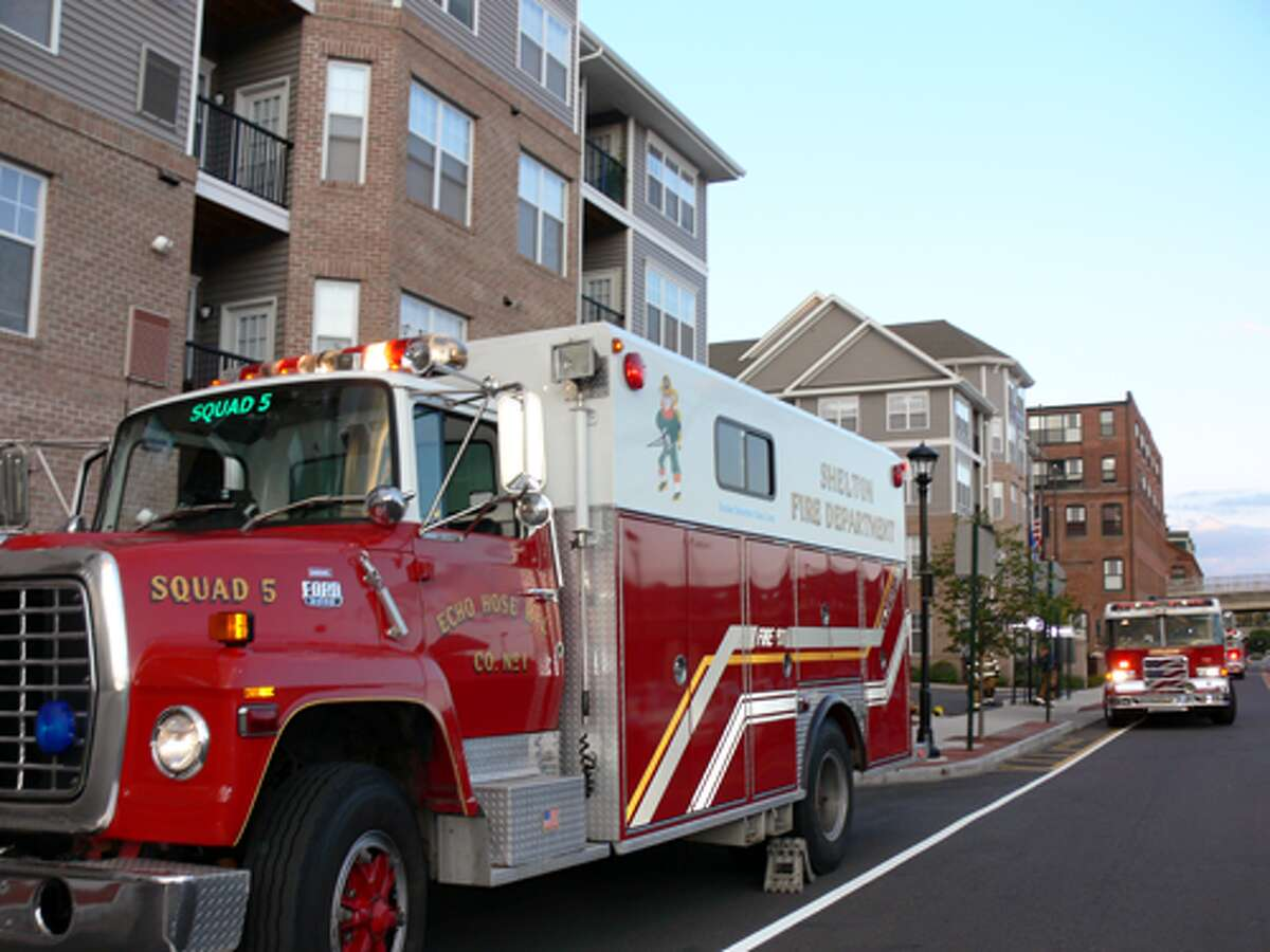 Firefighters and Echo Hose EMS personnel responded to the Avalon apartment complex downtown on Thursday evening.