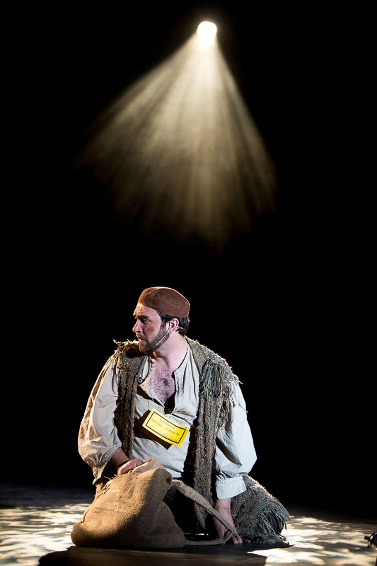 Kyle Attanasio as Jean Valjean