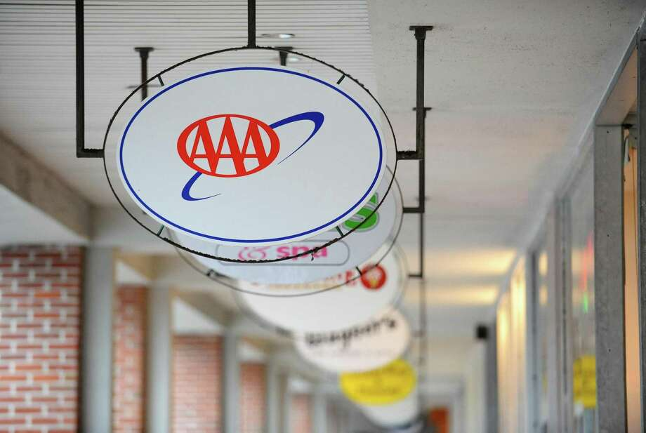 In this file photo, the Stamford AAA office in Stamford, Conn., Jan. 3, 2017. Photo: Michael Cummo / Hearst Connecticut Media / Stamford Advocate