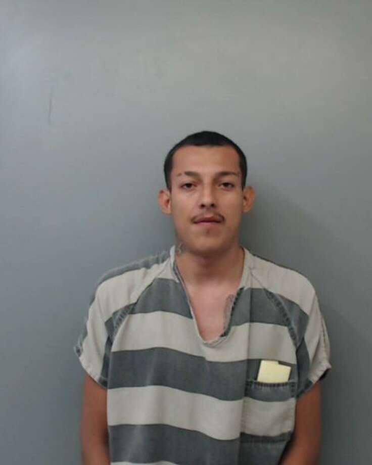 Ramiro Izaguirre, 23, was served with an arrest warrant on Tuesday and charged with making a terroristic threat.