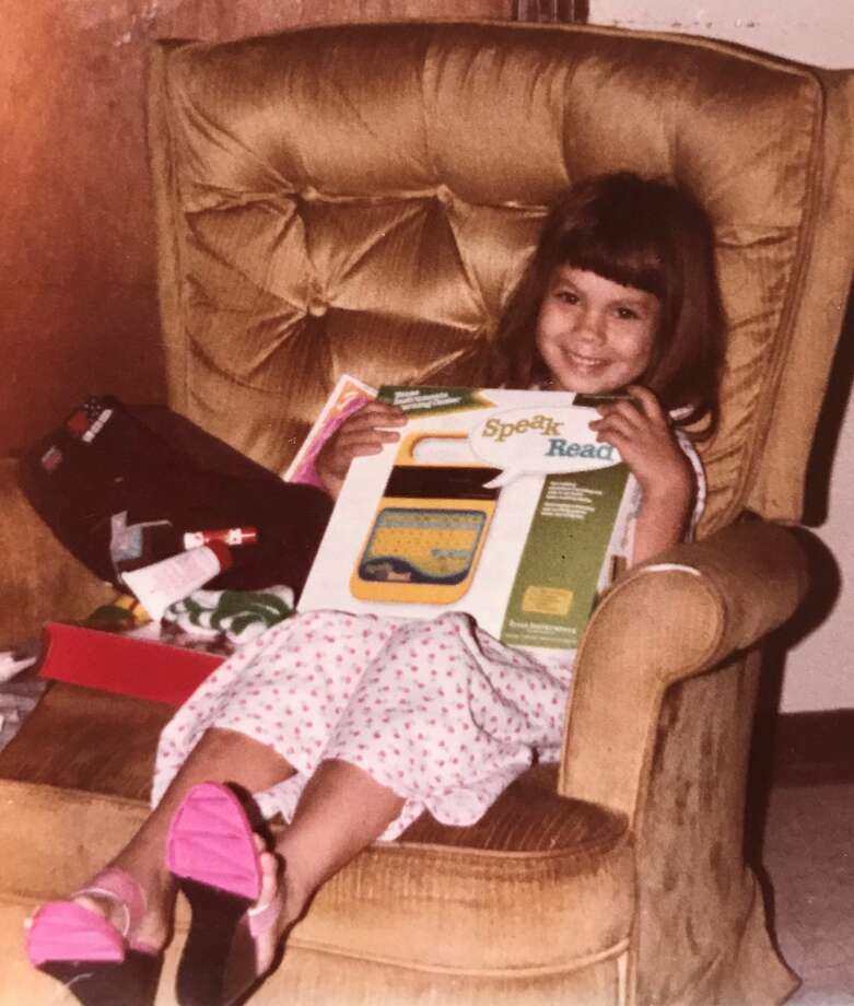 Click through the gallery above to see TV news folks then and now.   This dollface brightens up your day Monday thru Friday at 9 a.m. She also used to be a news anchor and a weather girl! Can you guess who she is? Photo: Courtesy