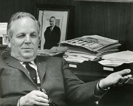 Earl Rudder, a 1931 Aggies football letterman, became Texas A&M president in 1959 and served in that role until his death in 1970.