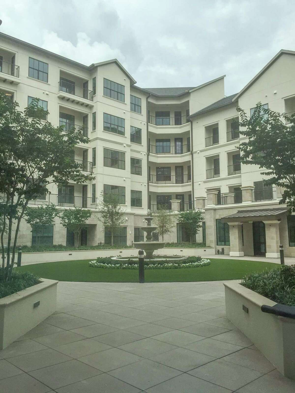 A view of The Tradition, a senior living community, that held its grand opening on Tuesday, June 4 for its first Houston location at 9339 Buffalo Speedway. As boomers move out of their homes, a surge of housing will come on the market, says Zillow. NEXT: Houston's most expensive homes sold in October