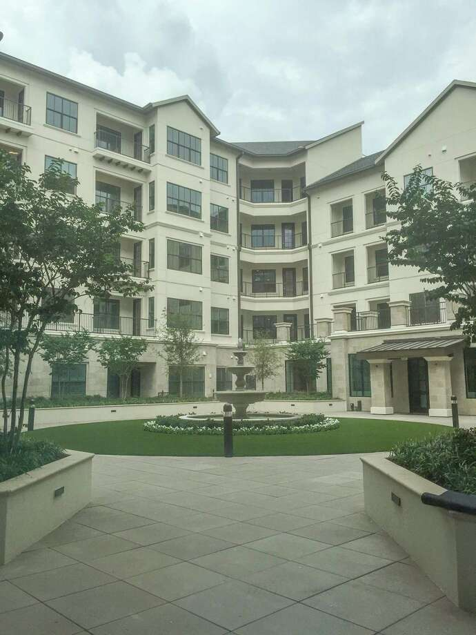 A view of The Tradition, a senior living community, that held its grand opening on Tuesday, June 4 for its first Houston location at 9339 Buffalo Speedway. As boomers move out of their homes, a surge of housing will come on the market, says Zillow. NEXT: Houston's most expensive homes sold in October Photo: Rebecca Hazen