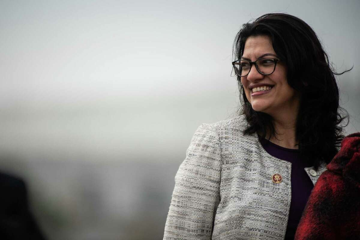 A plan by Rep. Rashida Tlaib, D-Mich., to spend to spend trillions of federal dollars on direct cash subsidies for the working class and poor represents a shift in policy among Democratic lawmakers.