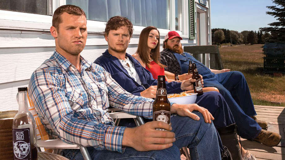 "The stars of the popular comedy TV series ""Letterkenny"" are bringing a live show this spring to Albany. Photo: Courtesy Of Hulu"