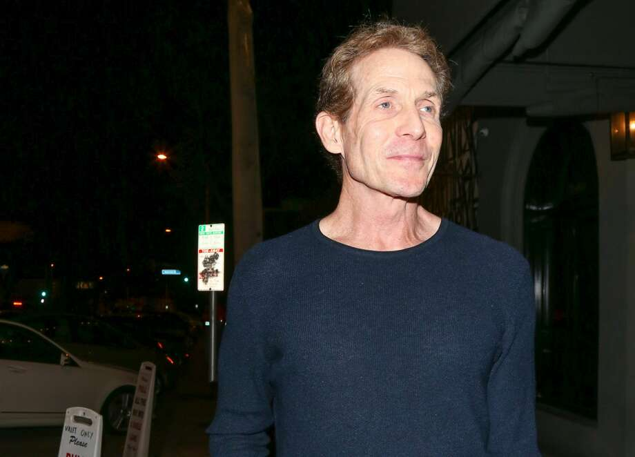 """Skip Bayless, who is featured with Shannon Sharpe on the FOX Sports talk show """"Undisputed,"""" sounded off on DeMar DeRozan's recent comments about the trade that sent him to San Antonio and what it's like to watch the Toronto Raptors in the NBA Finals. Photo: Gotpap/Bauer-Griffin/GC Images"""