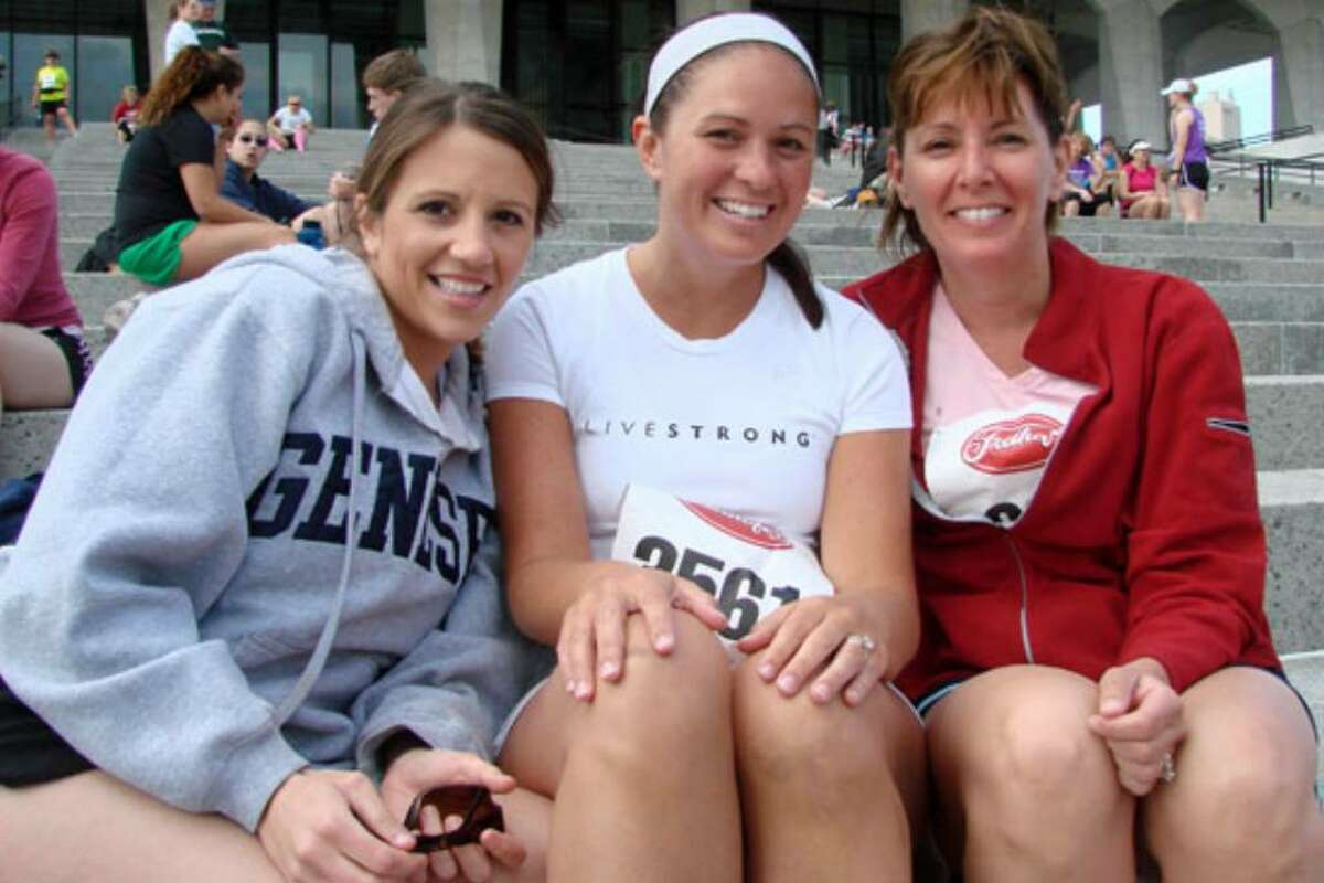 Were you seen at 2009 Freihofer's Run for Women?