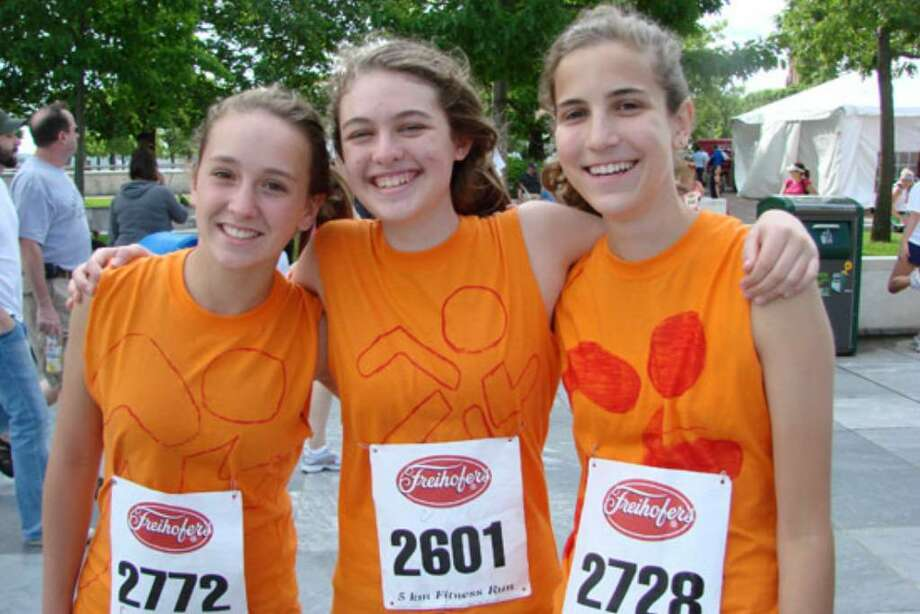 Were you seen at 2009 Freihofer's Run for Women? Photo: Anne-Marie Sheehan
