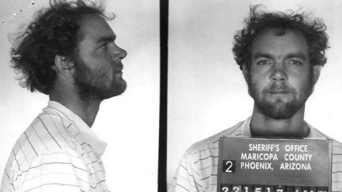Terry Peder Rasmussen, also known as 'Bob Evans' in 1973.