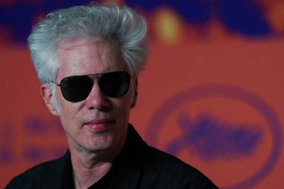 "US film director Jim Jarmusch attends a press conference for the film ""The Dead Don't Die"" at the 72nd edition of the Cannes Film Festival in Cannes, southern France, on May 15, 2019. (Photo by Laurent EMMANUEL / AFP)LAURENT EMMANUEL/AFP/Getty Images"