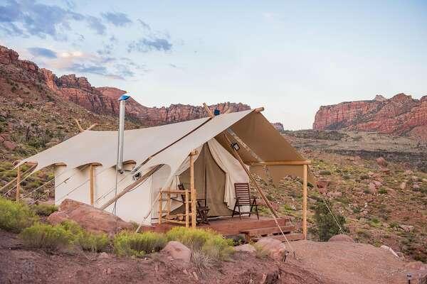 Glamping powerhouse Under Canvas to open four California