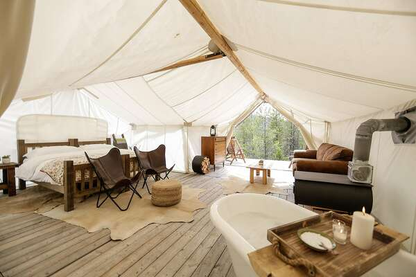 Report: No surprise here, Millennials love glamping