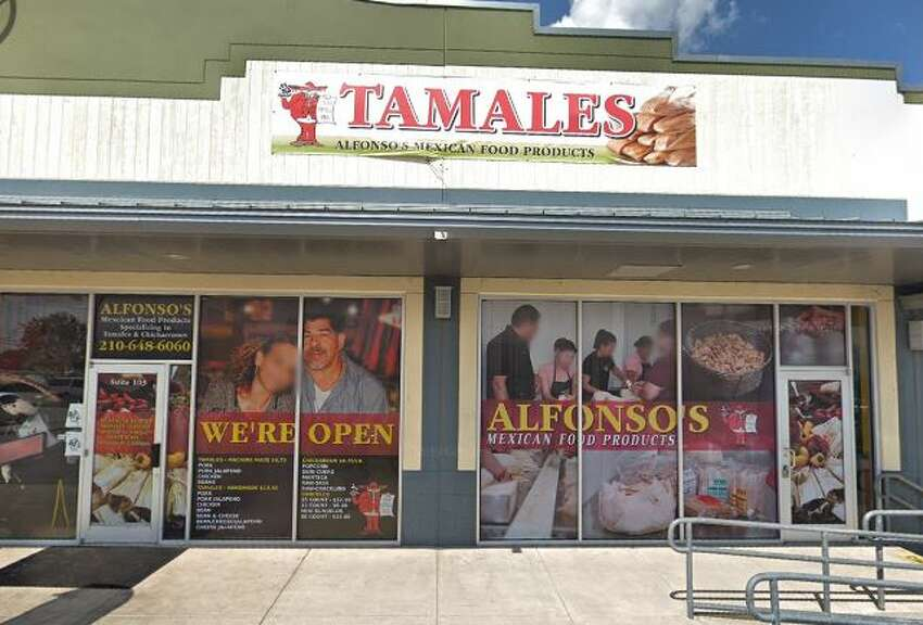 Alfonso's Mexican Food Products 2000 Loop 410 SE Date: 05/07/2019