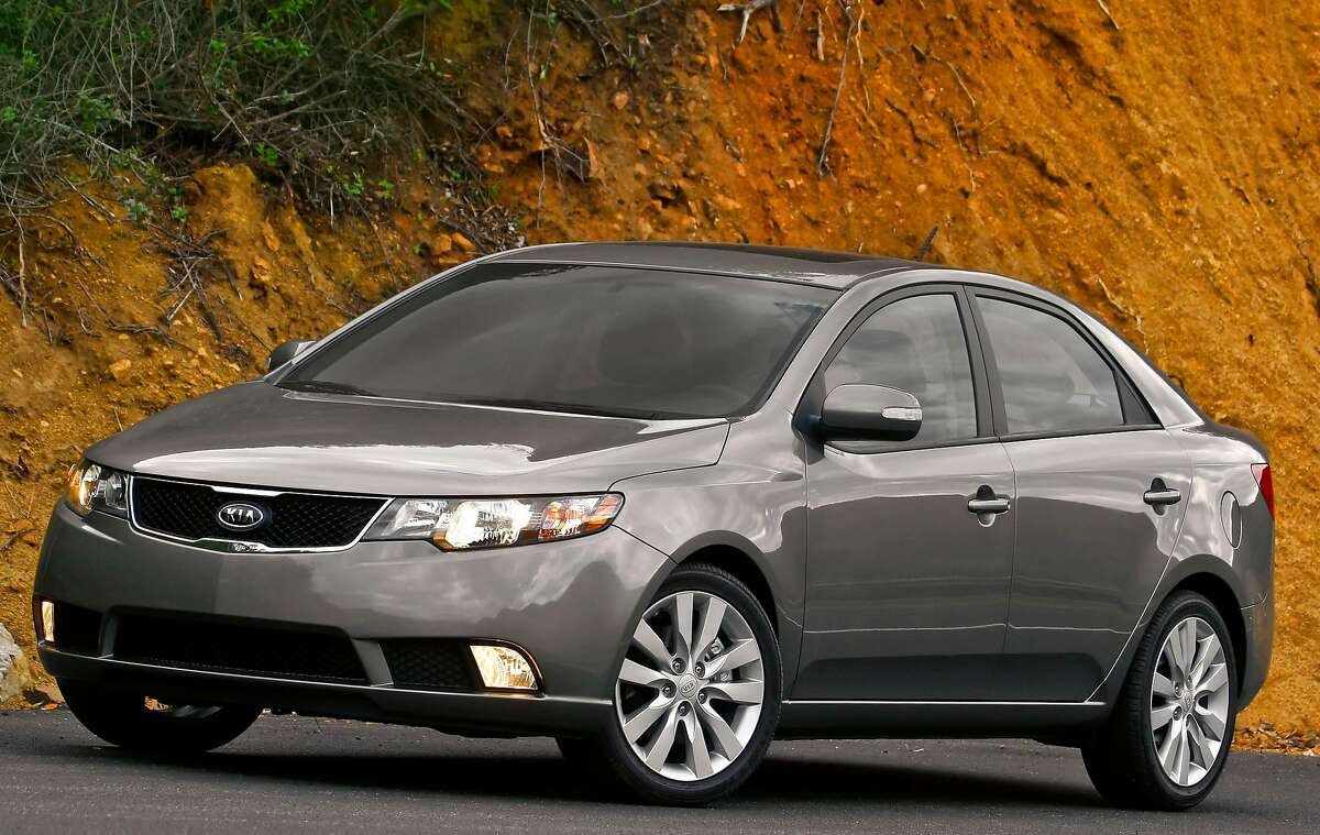 8. Kia Forte Average percentage below market value: 12.3% Average savings: $1,468 Average price: $10,851