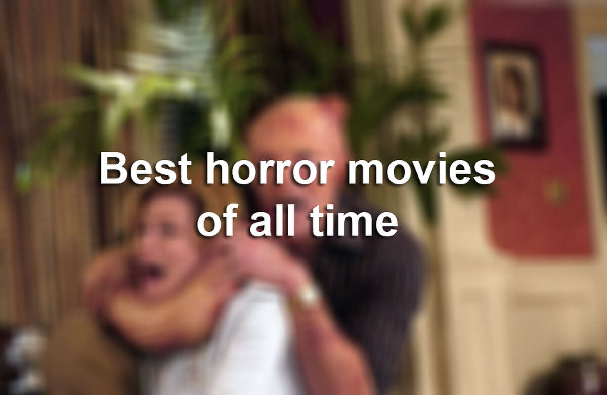 The best horror movies of all time.