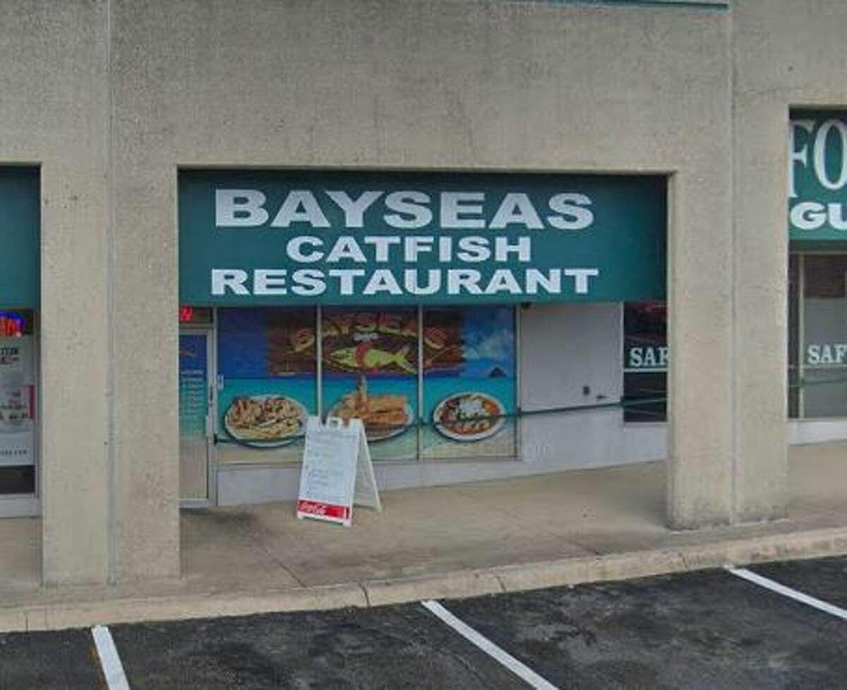 Bayseas Fish Market House: 12151 Jones Maltsberger Date: 10/26/2020