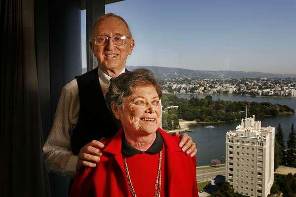 Herb Sandler, billionaire philanthropist, dies at 87 - SFChronicle com