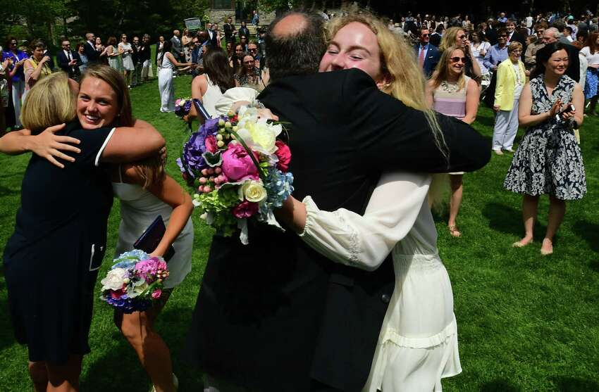 The Greens Farms Academy 2019 Commencement Ceremonies Thursday, June 6, 2019, in Westport, Conn.