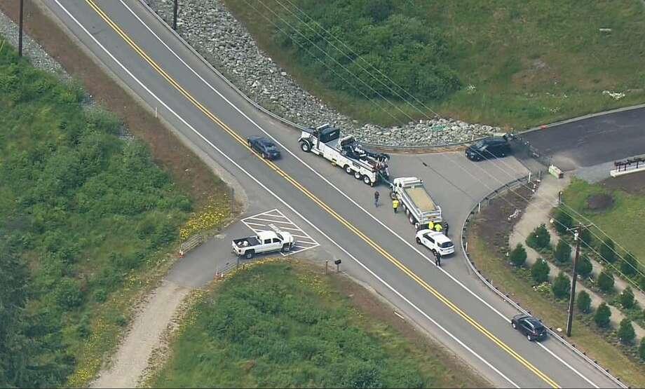 SUV driver killed in crash at site of Oso Landslide Memorial