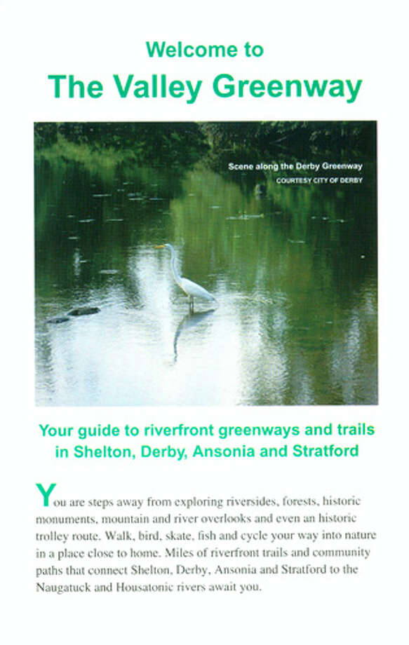 The cover to the Valley Greenway guide, published by the Housatonic Valley Association.