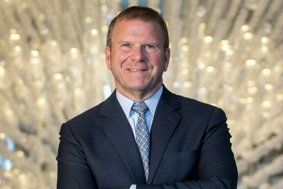 Houston Tilman Fertitta lost the bidding for Caesars Entertainment, but is looking to pick up casino properties expected to be divested once El Dorado Resorts completes its acquistion of the gaming company.