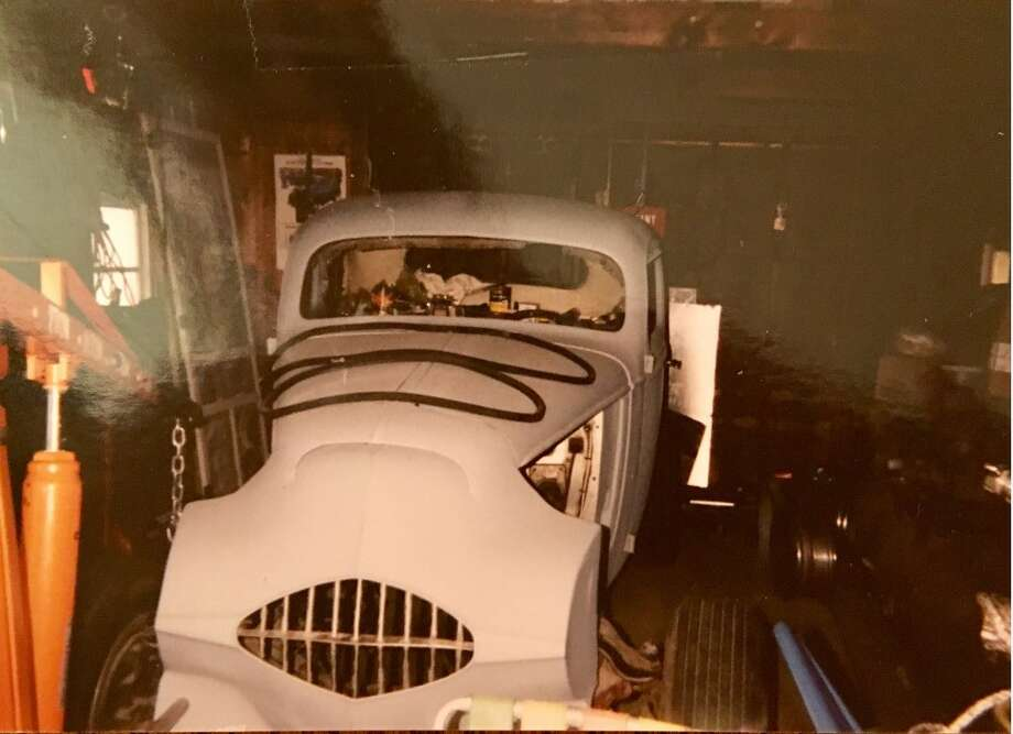 Rotterdam man fights to recover classic 1936 Chevy coupe - Times Union