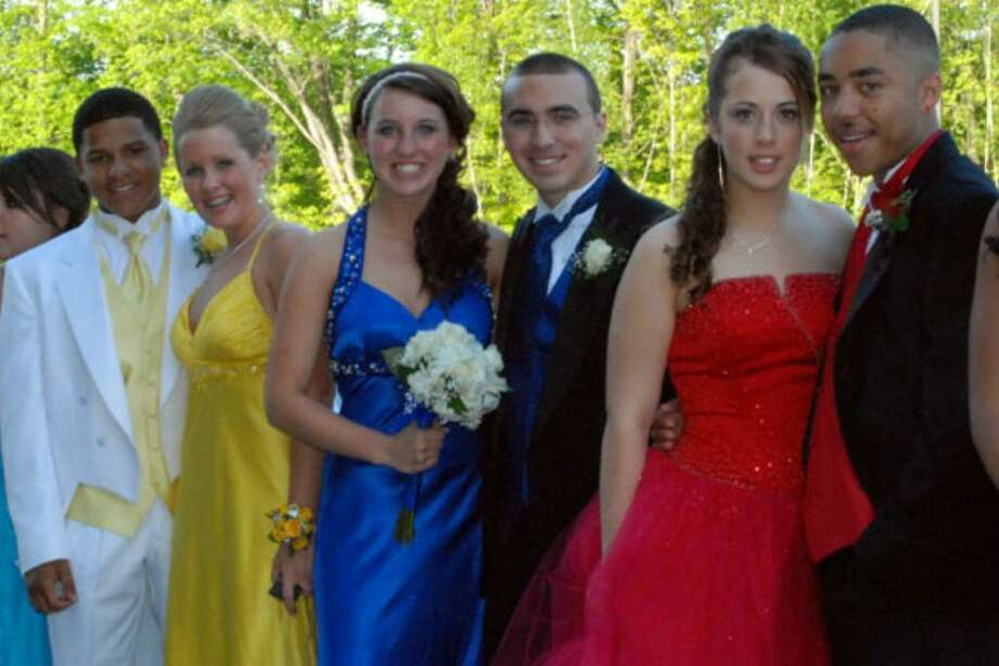 Were you seen at 2009 Rensselaer High School prom? Photo: Michael Isabella