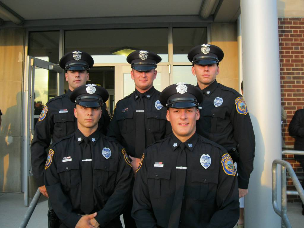 Five new Westport police officers complete academy ...
