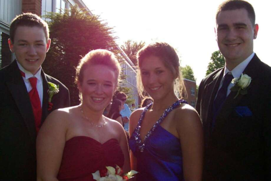 Were you seen at 2009 Maple Hill High School Prom? Photo: Renee Tomasek