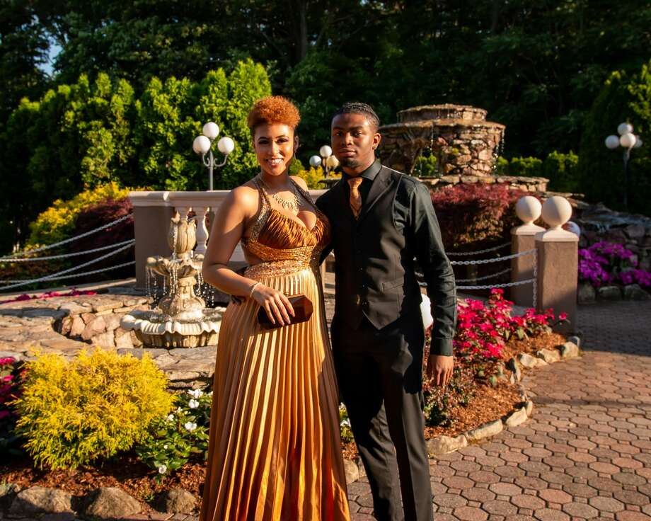 New Haven Academy held its prom at Fantasia in North Haven on June 6, 2019. Were you SEEN? Photo: Shaleah Williams - Eighty7Pixels