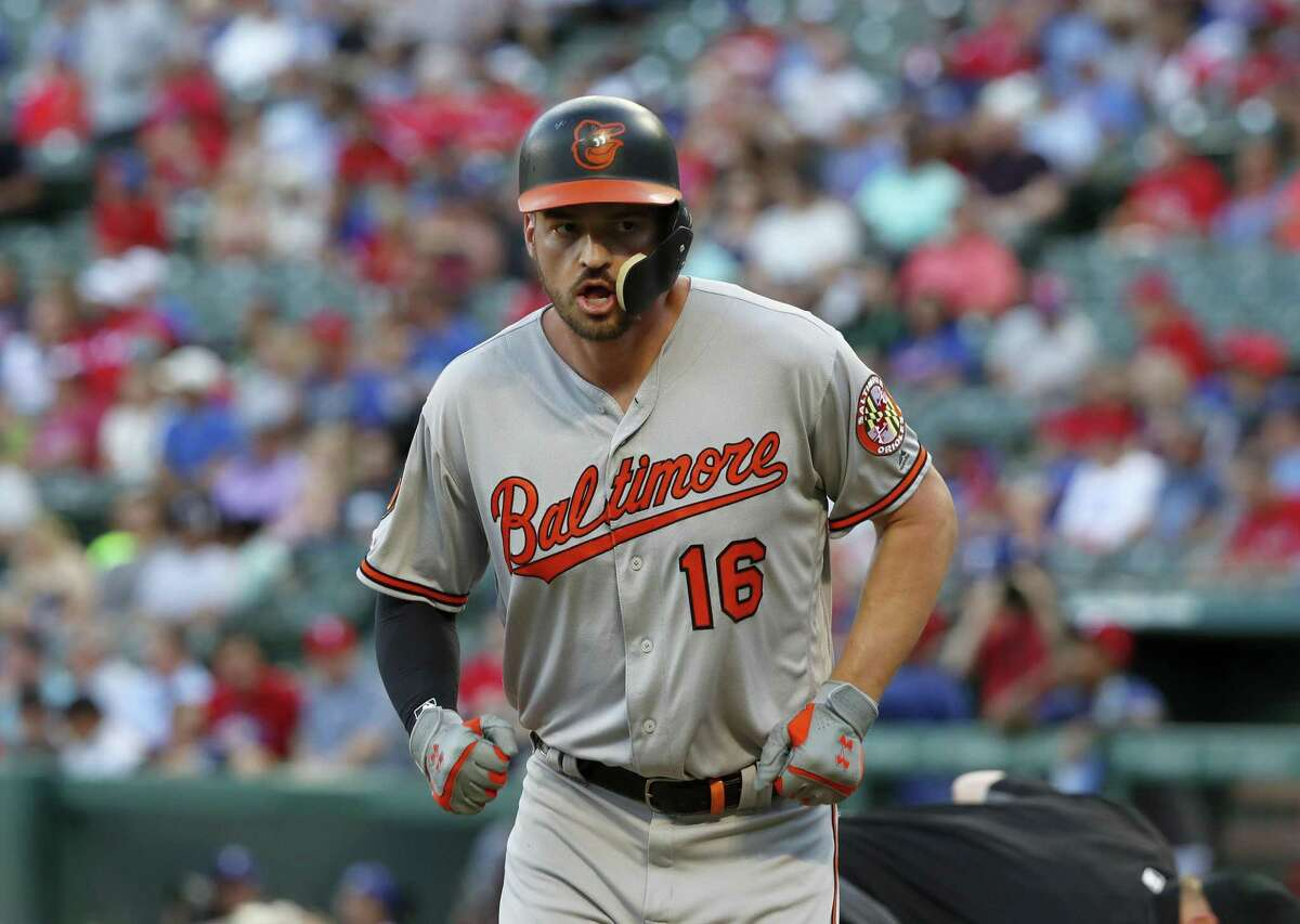 With 13 home runs, Trey Mancini has been one of few bright spots for the Orioles, who bring the majors' worst record (19-43) to Minute Maid Park this weekend.