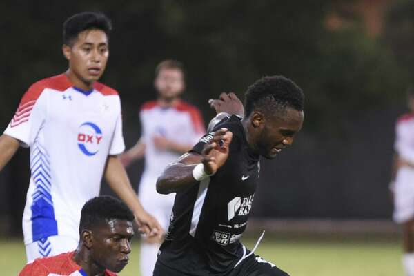 Ivan Sakou and the Heat suffered the worst loss in the team's National Premier Soccer League tenure as they fell 4-0 to the Midland-Odessa Sockers FC.