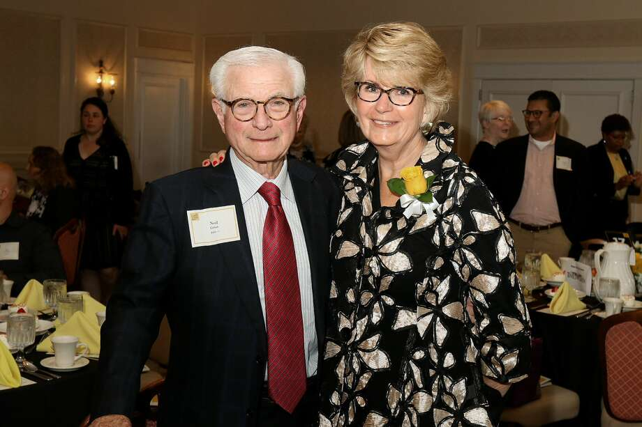 Were you Seen at The College of Saint Rose  Community of Excellence Awards luncheon honoring the Honorable Carolyn  McLaughlin, Anne Saile andPaula Stoperaat Wolferts Roost in Albany on  Thursday, June 6, 2019? Photo: Joe Putrock/Special To The Times Union