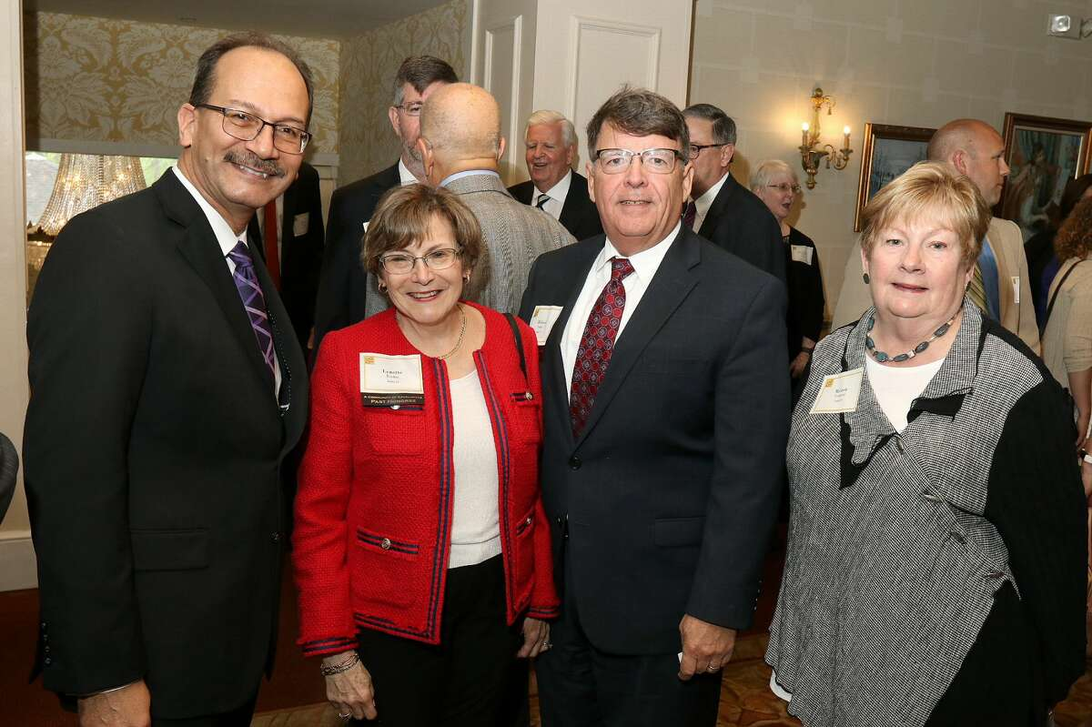 Were you Seen at The College of Saint Rose Community of Excellence Awards luncheon honoring the Honorable Carolyn McLaughlin, Anne Saile and Paula Stopera at Wolferts Roost in Albany on Thursday, June 6, 2019?