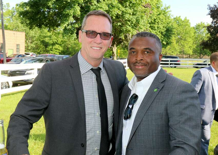 Were you Seen at 'An Aficionado Experience' with special guest former New York Yankee pitcher David Cone, a benefit for the Center for Disability Services on Thursday, June 6, 2019, at the Shaker Heritage Society in Albany?